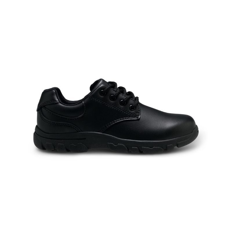 Kid's Hush Puppies Leather Chad Oxford