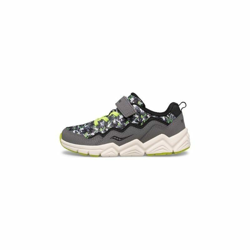 Kid's Saucony Flash A/C 2.0 Sneaker – Green