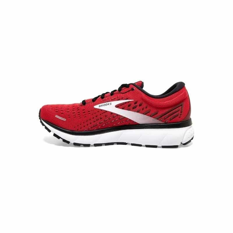 Men's Brooks Ghost 13 – Red