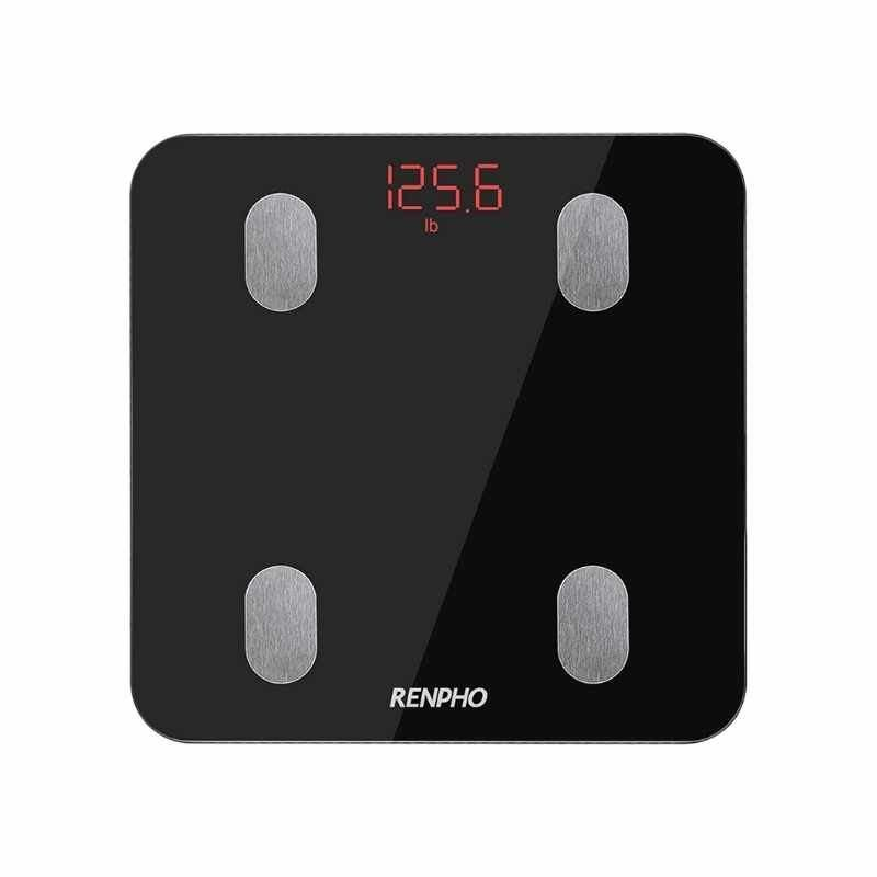 Wireless Digital Bathroom Scale with Smartphone APP