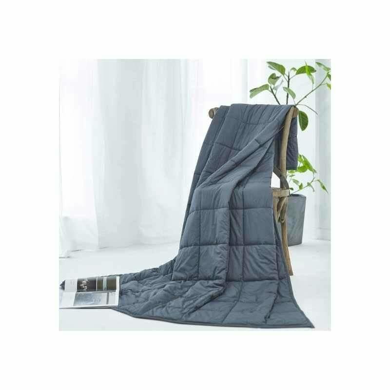 "Weighted Blanket Premium Cotton (60"" x 80"", 15lb)"