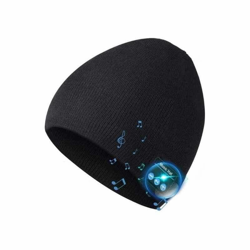 Unisex Bluetooth Beanie with V5.0 Headphones