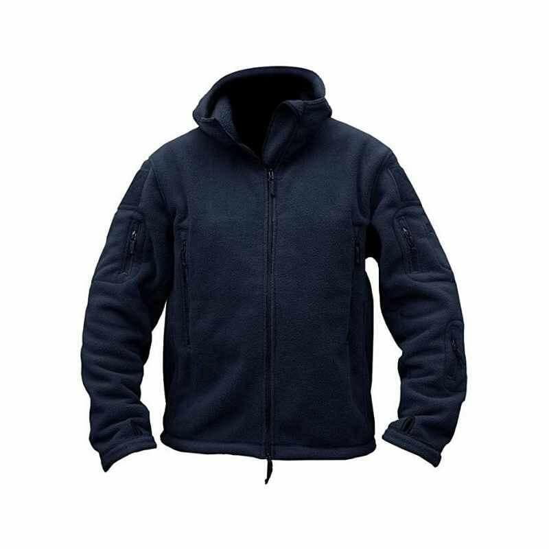 Men's Tactical Fleece Jacket