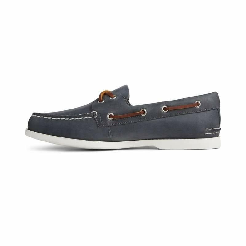Men's Sperry A/O PLUSHWAVE Boat Shoe - Navy