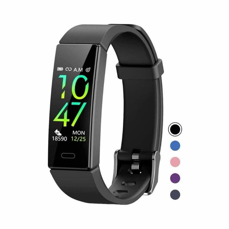 Fitness Tracker & Smart Watch