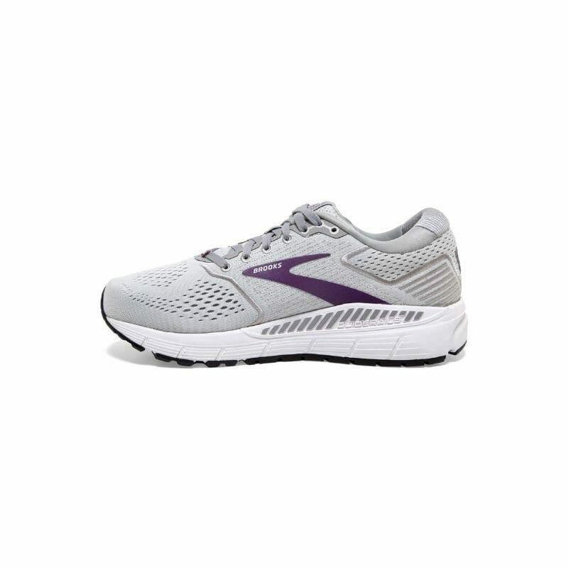 Women's Brooks Ariel 20 – Grey/Purple