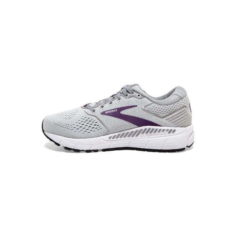 Women's Brooks Ariel 20 - Grey/Purple